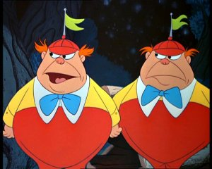 Tweedle Meyer and Tweedle Yoel